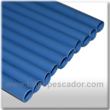 funda termorretractil 4mm azul