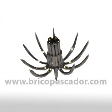 Corona chica cefalópodos 1.2 mm mm.