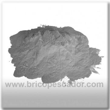 Pintura en polvo gris. (100 gr.)