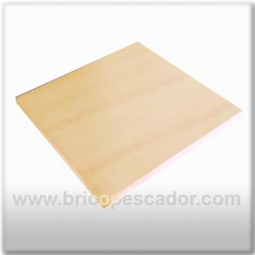 Plancha de poliuretano de alta densidad (350 kg/m3)