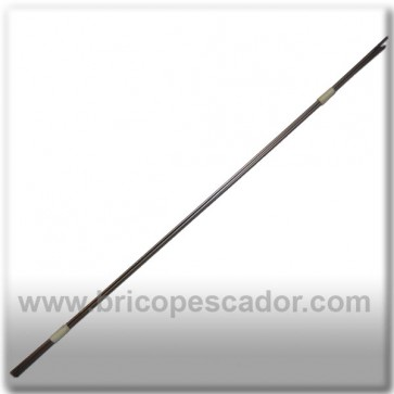 Barra de acero inoxidable de 23 cm y 1,2mm de diámetro.