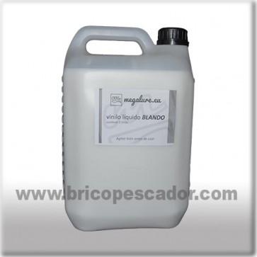 Vinilo líquido Blando 5 lt