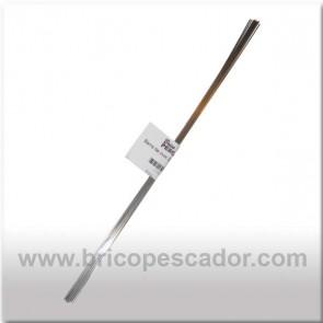 Alambre de Inox 0.6 X 200 mm. (10 Uds)