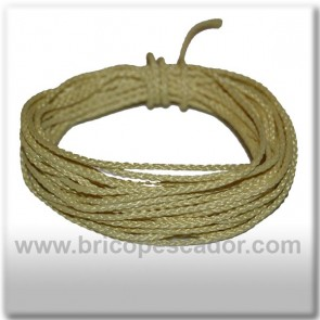 Cuerda kevlar para assist jigging 100 lb. (5 m.)