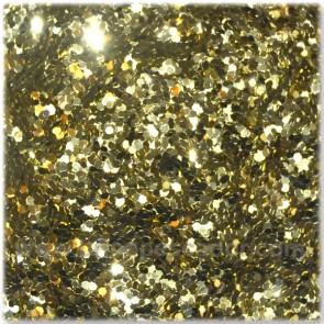 Glitter térmico Megalure oro. 1mm