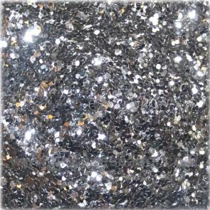 Glitter térmico Megalure plata. 1 mm