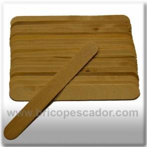 depresores de madera