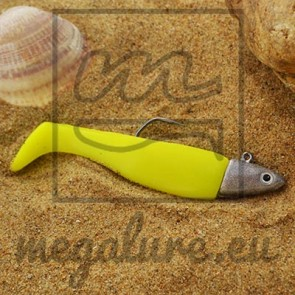 Colorante Fluorescente Amarillo Megalure para vinilo liquido