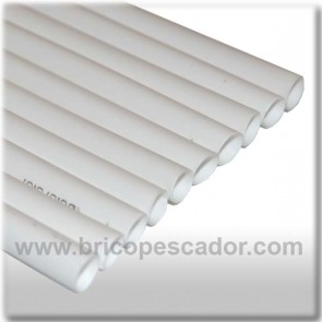 funda termorretractiles 8mm blanco