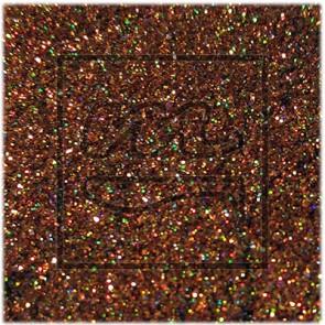 Glitter térmico Megalure Holográfico Oro. 0.4