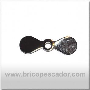 Hélice para señuelos 1.5 cm.