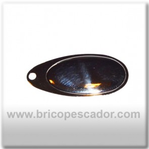 Pala cucharilla francesa #5 4.5cm (5 unid)