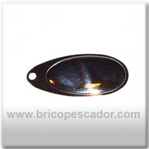 Pala cucharilla francesa #2 2.6cm (5 unid)