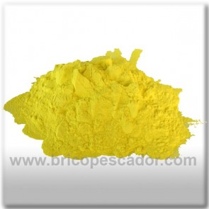 pintura en polvo termoplastificante amarilla