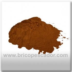 pintura en polvo termoplastifiante marron