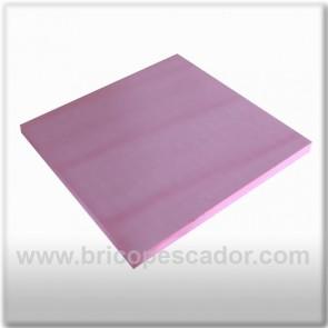 Plancha de poliuretano de alta densidad (300 kg/m3)