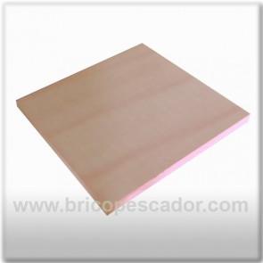Plancha de poliuretano de alta densidad (450 kg/m3)