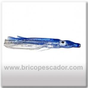pulpito vinilo azul 10cm