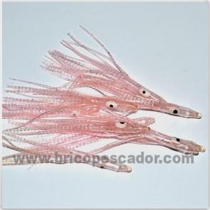 Pulpito vinilo slim rosado 7,5 cm
