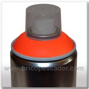 Spray Montana Fluorescente Naranja 400 ml.
