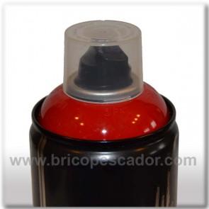 Spray Montana HC2 Rojo vivo. 400 ml.
