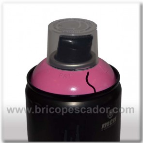Spray Montana HC2 Rosa Amor. 400 ml.