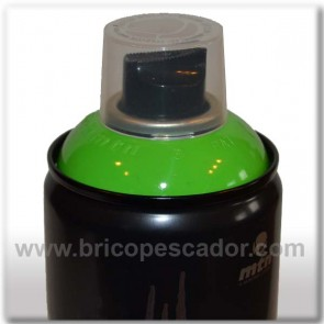 Spray Montana HC2 Verde Guacamole. 400 ml.