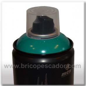 Spray Montana HC2 Verde Oscuro. 400 ml.