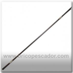 Barra de acero inoxidable de 23 cm y 1,6 mm de diámetro.